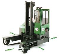 Combi Forklift Truck